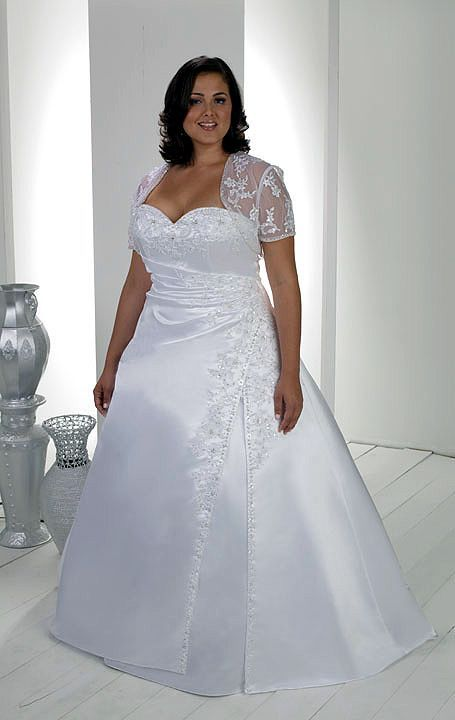 Plus Size Wedding Dresses Under 300 - Ocodea.com