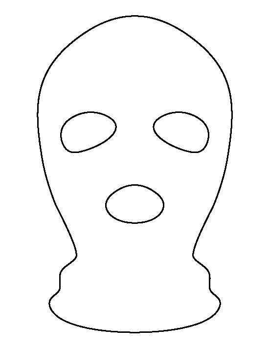 Best 25+ Robber mask ideas on Pinterest Ninja turtle mask - free printable face masks