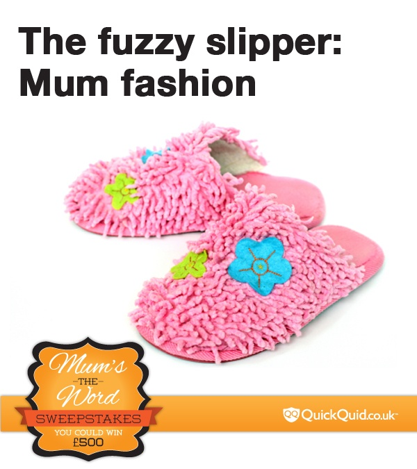 Does your Mum have you feeling warm and fuzzy?  Repin this to share with darling mum and friends.  Be sure to fill out our entry form here for a chance to win 500 GBP: http://quickquid.co.uk/mums-the-word