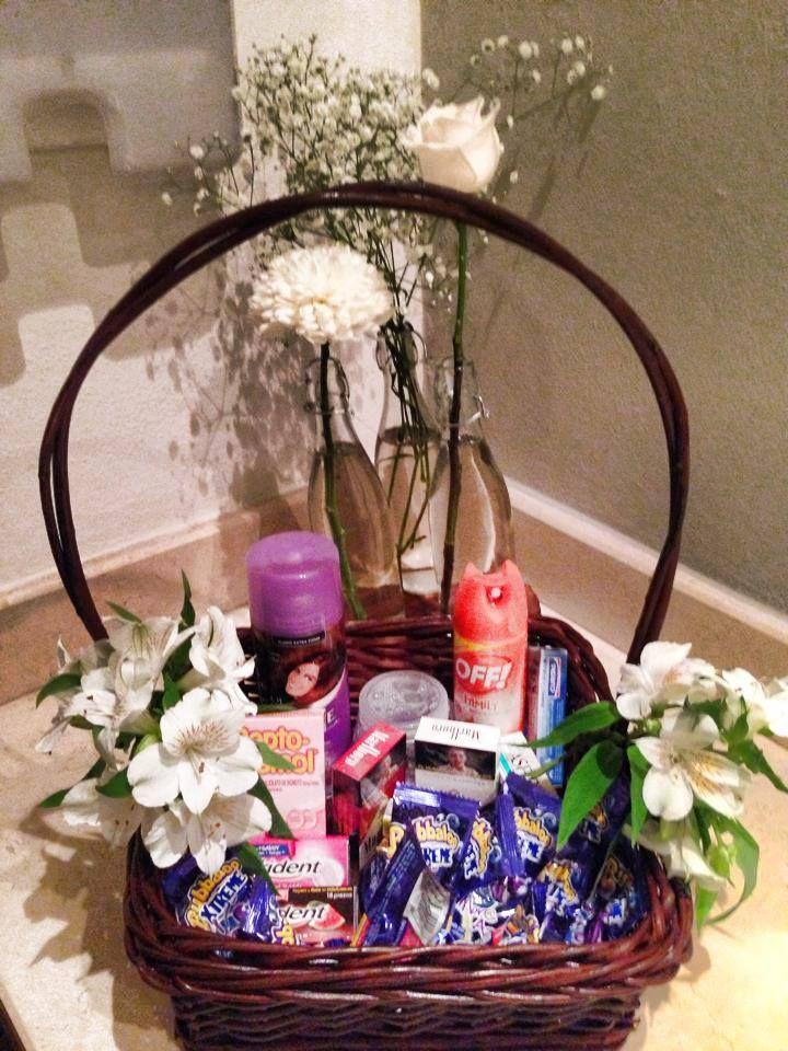 CBD137 Riviera Maya Weddings bodas / Amenidades para el baño decorada/ items por the bathroom with flower deco