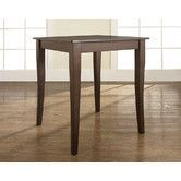 Found it at Wayfair - Cabriole Leg Pub Table in Vintage Mahogany