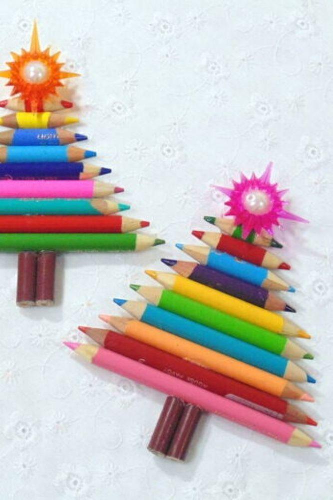 2020 Christmas Repurpose DIY Repurpose Christmas Tree Ornaments Idea, #Christmas