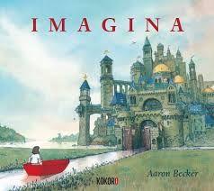 Relata el viatge d'una nena que, des de la soledat de la seva habitació i ajudada per un llapis vermell, és capaç d'arribar a llocs meravellosos i viure aventures insòlites.