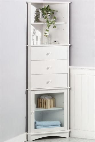 Best 25+ Bathroom corner cabinet ideas on Pinterest