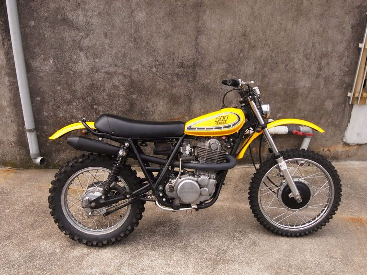 Yamaha SR500 by Brat Style