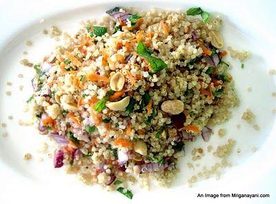 Best 25+ Cold quinoa salad ideas on Pinterest | Quinoa ...