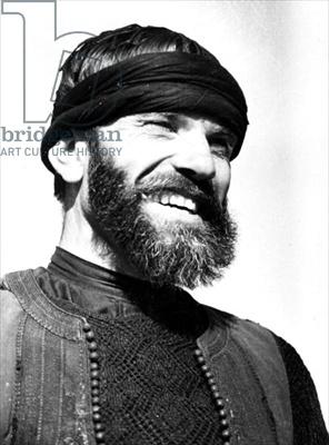 Man from Sfakia, Crete, 1939, Photograph by Nelly (1899-1998), Benaki Museum, Athens, Greece Sougioultzoglou-Seraidari, Elli (Nelly) (1899-1998)