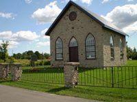 Ellis Chapel in Puslinch