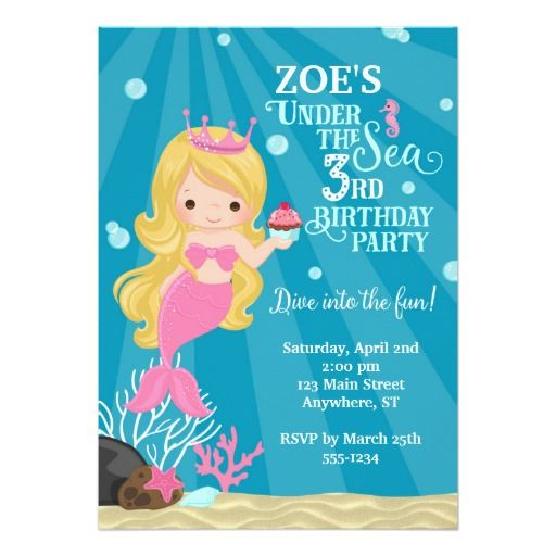 388 Best 3rd Birthday Party Invitations Images On