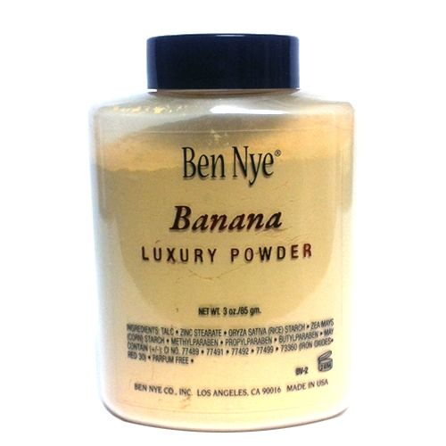 Banana Luxury Powder 3oz