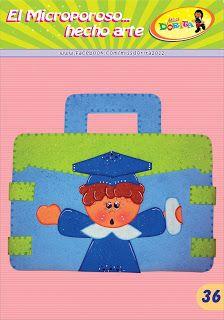 Miss Dorita portafolio niño