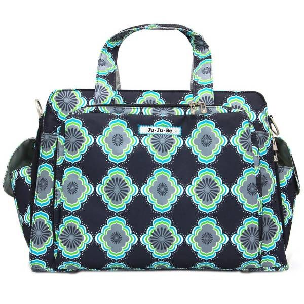 Product Image for Ju-Ju-Be® Be Prepared Diaper Bag in Moon Beam 1 out of 4