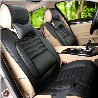 Хорошая и особое seat крышки для Subaru наследие прочный воздухопроницаемый кожа seat крышки для наследие - 2010