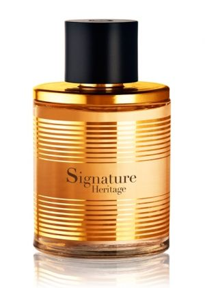 Signature Heritage Oriflame for men.
