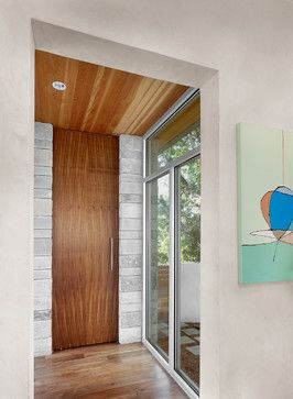 full height front door | by Chioco Design | Casey Dunn- Dunn Photography