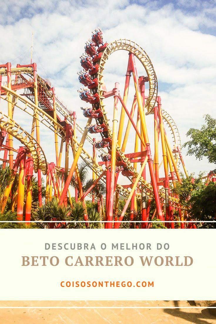 Conheça a montanha-russa FireWhip, com cinco inversões e velocidade de quase 100 km/h! Ela fica no parque Beto Carrero World em Santa Catarina, próximo ao Balneário Camboriú, o maior parque de diversões da América Latina! Confira no post as melhores atrações e brinquedos do parque.