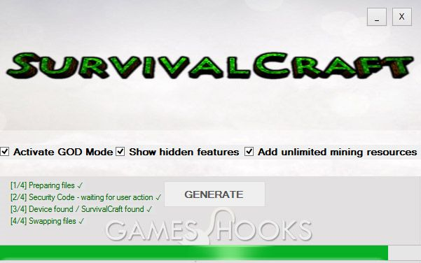Survivalcraft Hack | Games Hooks