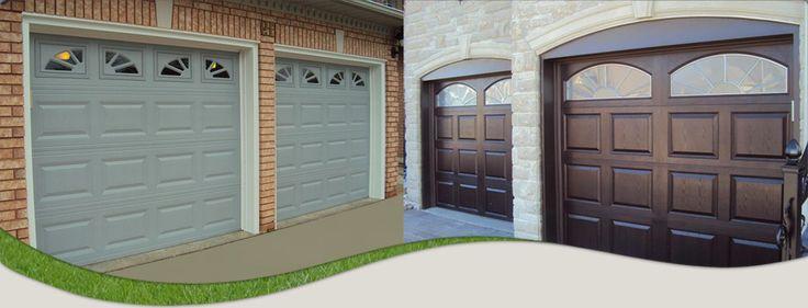 garage door matching entrance door garage doors mississauga garage