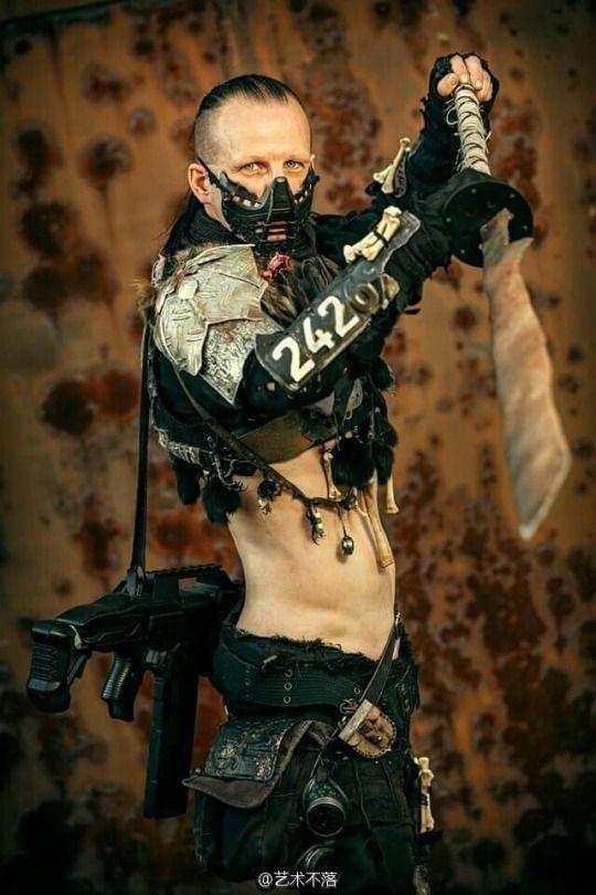 apocalyptic road warrior - photo #43