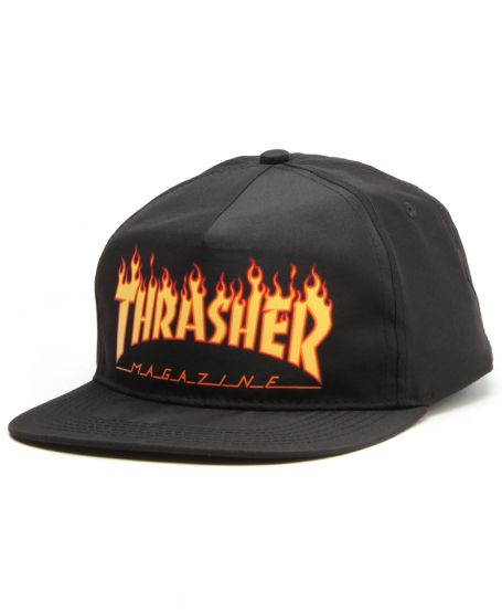 Discover Thrasher cap collection for men. Order your snapback on Remixline.com
