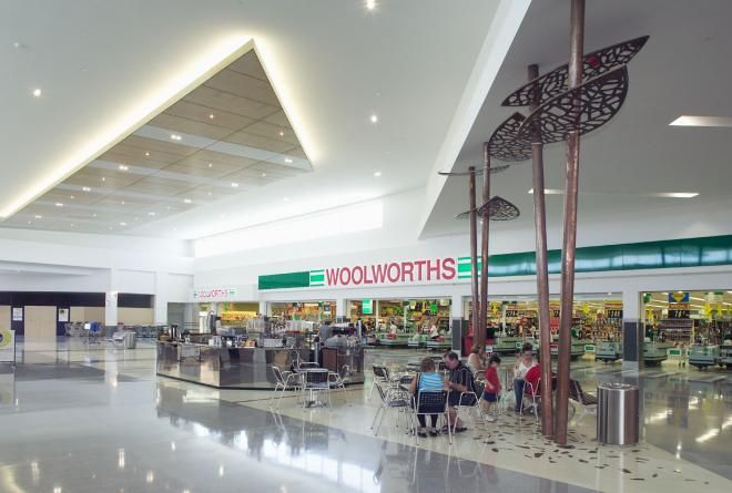 Ellenbrook Regional Shopping Centre | Projects | Cameron Chisholm Nicol
