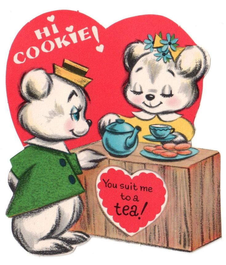 665 best images about Vintage Valentines Greeting Cards on – Valentine Greeting Cards for Friends