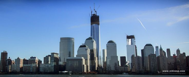 New York City with Freedom Tower by Reuben Chircop on 500px