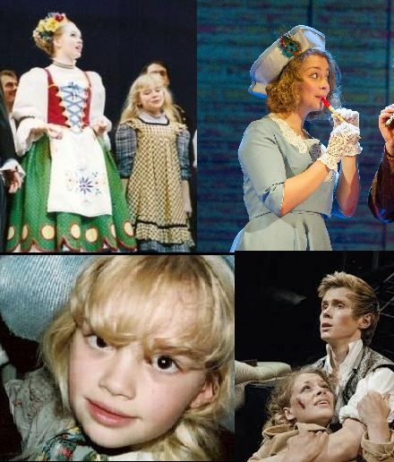 Carrie Hope Fletcher and the past that keeps repeating itself! Awesome girl is…