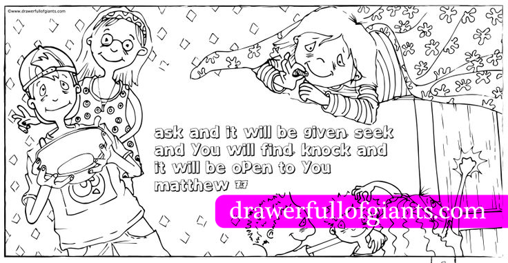 colouring pages found at drawerfullofgiants.com - FREE