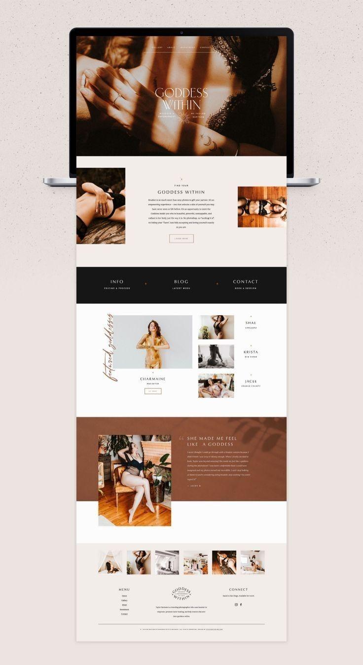 Follow Us On Instagram For More Design Content Studiogenia Website Design Layout Web Design Website Design