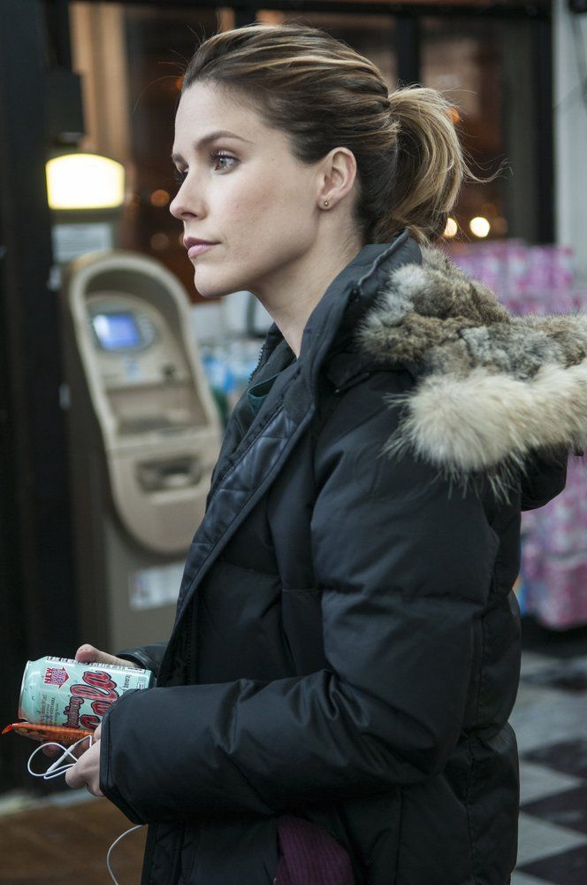 Sophia Bush on Chicago PD