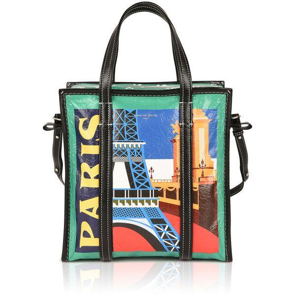 Balenciaga Bazar Paris Shopper S (7,530