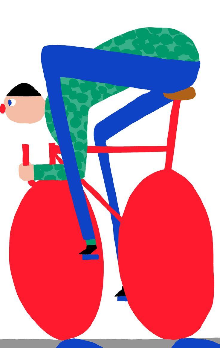 Biker by Antti Kalevi | Agent Pekka