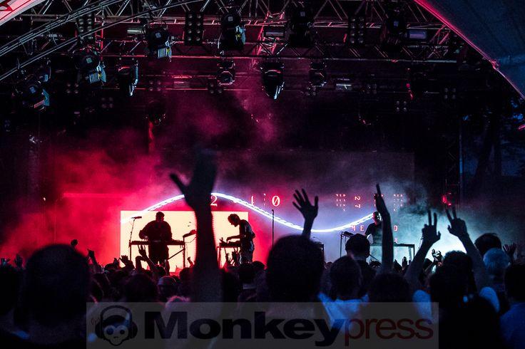 MODERAT - c/o Pop Festival Köln Tanzbrunnen (16.08.2017) [Konzertberichte]  Monkeypress.de