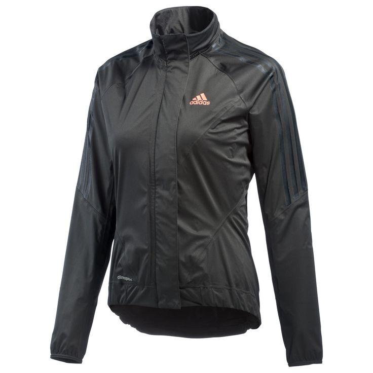 Wiggle | Adidas Women's Tour Waterproof Jacket | Cycling Waterproof Jackets
