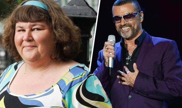WATCH: EastEnders' Heather Trott gushed over George Michael HOURS ...