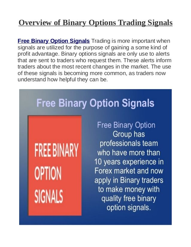 Winner binary signals service cost