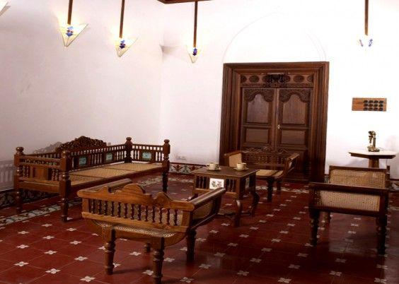 Athangudi Tiles - Chettinadu Style Interiors