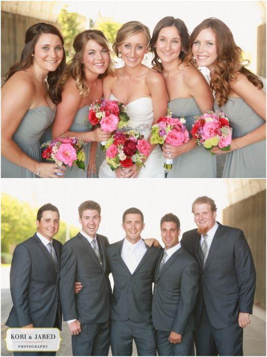 Bridal Party - Nic & Kalyn {Beautiful Country Wedding – Ripon/Tracy California} » Kori and Jared Photography Blog