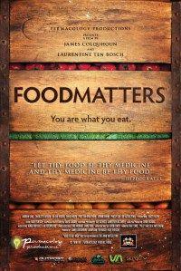 El documental Food Matters inaugura el cliclo de cine y debate Despierta, el planeta te necesita. 27 de mayo de 2014 en la casa encendida de Madrid.