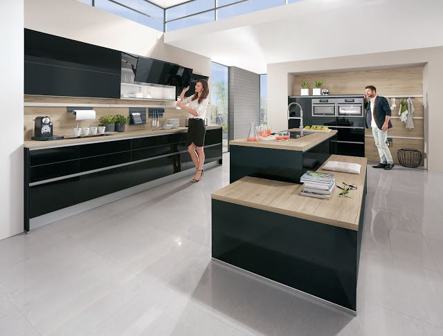 52 best Cocinas images on Pinterest Design concepts, Modern - nobilia küchen berlin