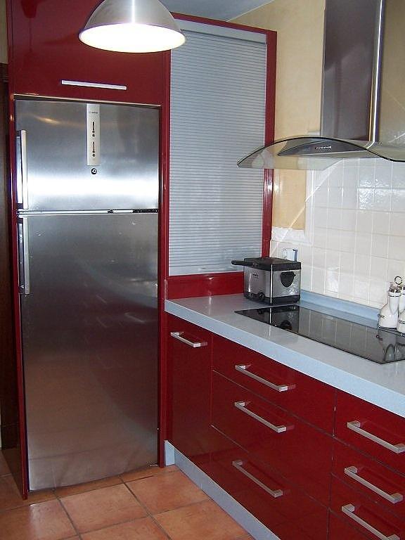Las cocinas rojas - Cocinas rojas ...
