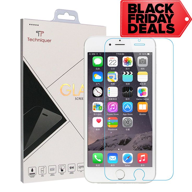 Black Friday Sales: iPhone 6S screen protector