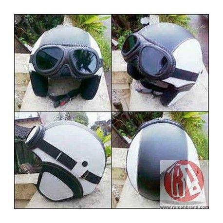 Helm Classic (HC-15) @Rp. 195.000,-    http://rumahbrand.com/helm-kustom/854-helm-classic.html