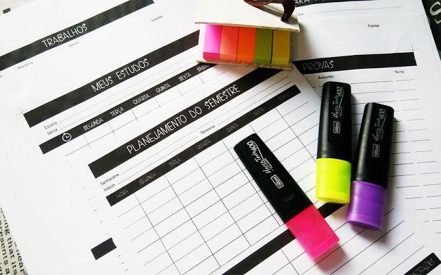 {Download} Planner para Estudantes - Na Estante