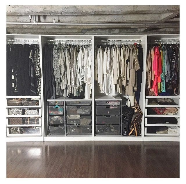 Closet goals {Carly Cristman's closet} | The Current