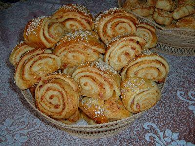 Rozi Erdélyi konyhája: Sajtos hajtovány