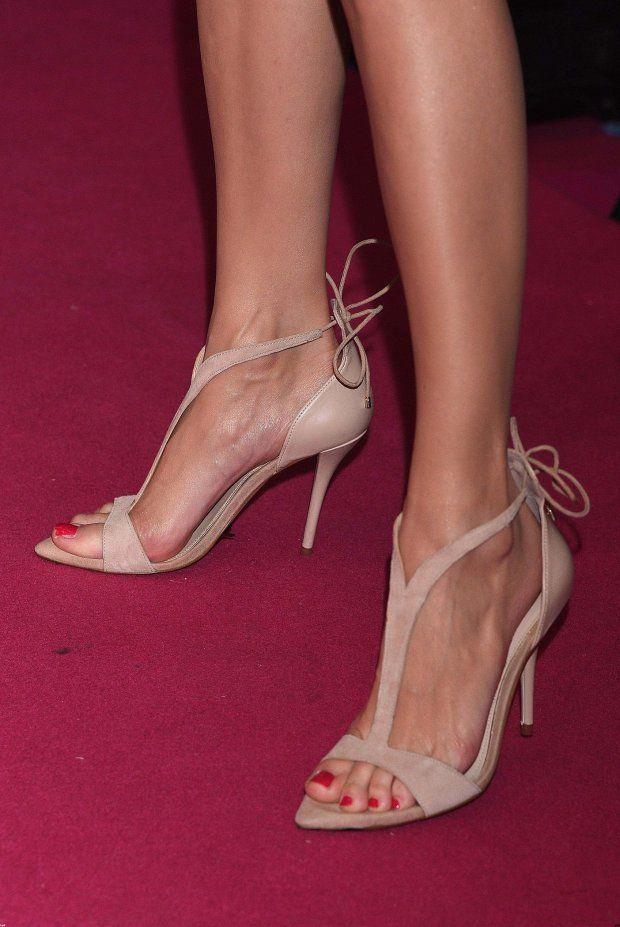 Agnieszka Popielewicz's Feet << wikiFeet