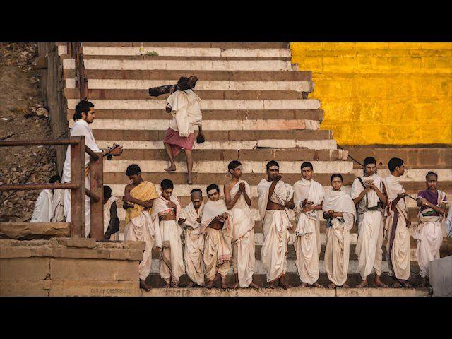 Varanasi, la ciudad habitada mas antigua del mundo