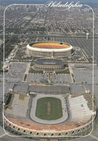 Old Philadelphia, JFK, Spectrum, Veterans Stadium
